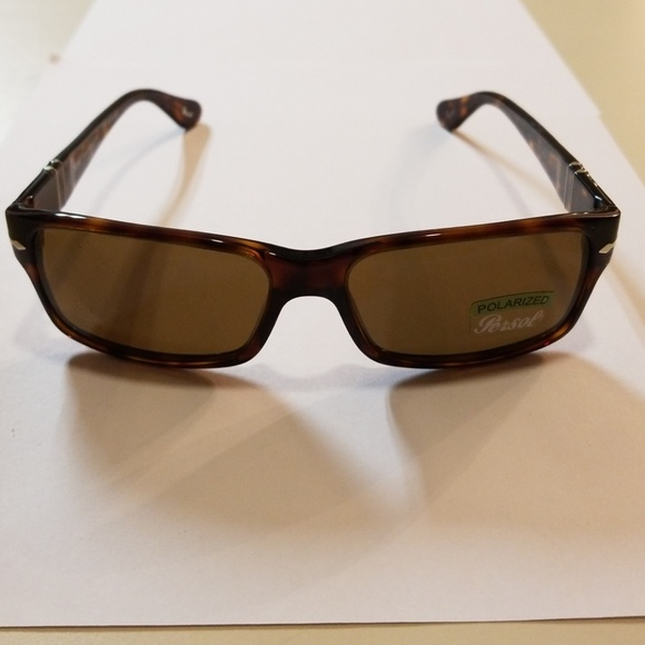 565923f9c0198 Brand new Persol 2803 tortoise w Polarized brown